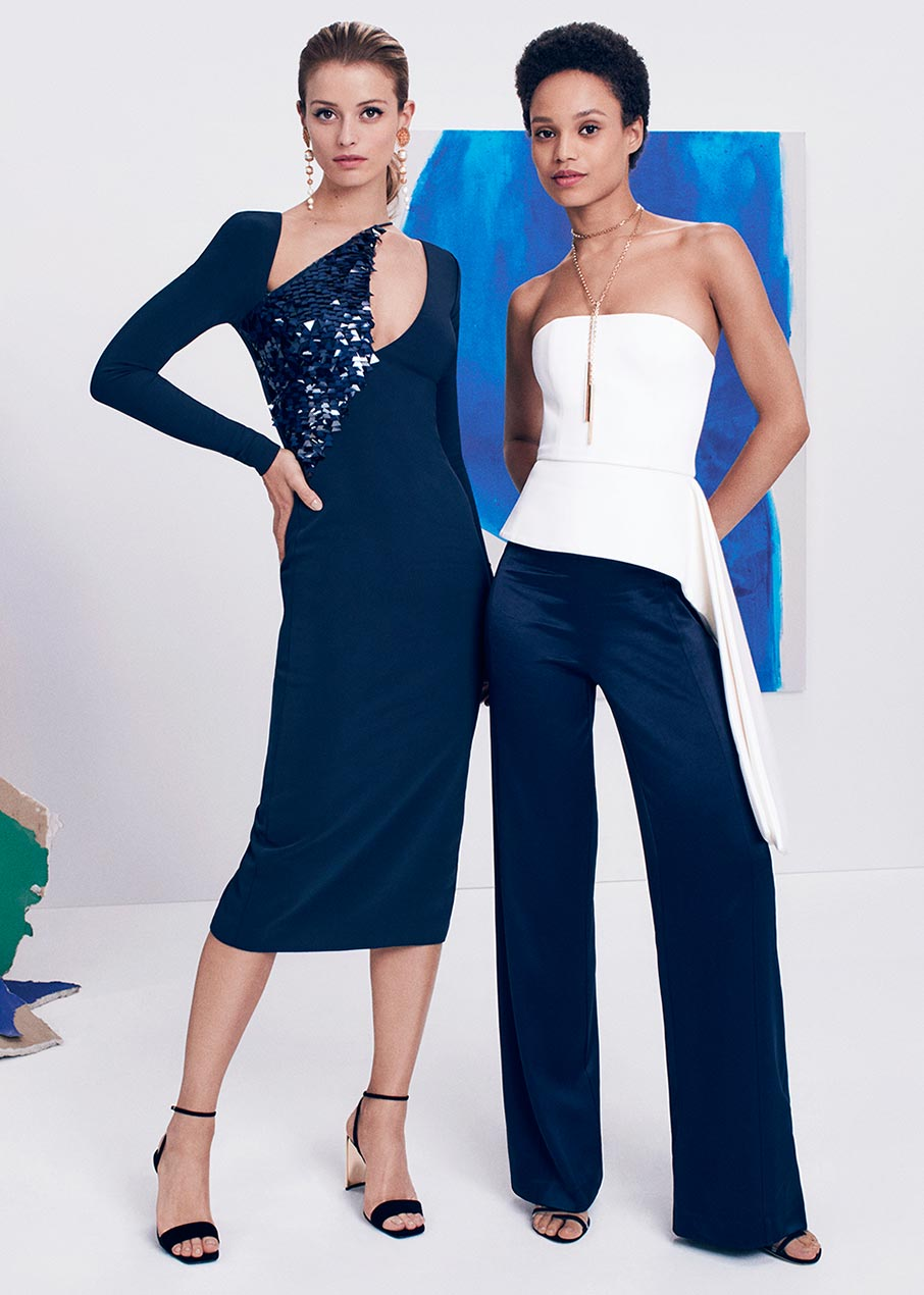 All-Out Glamour: Shop Occasion