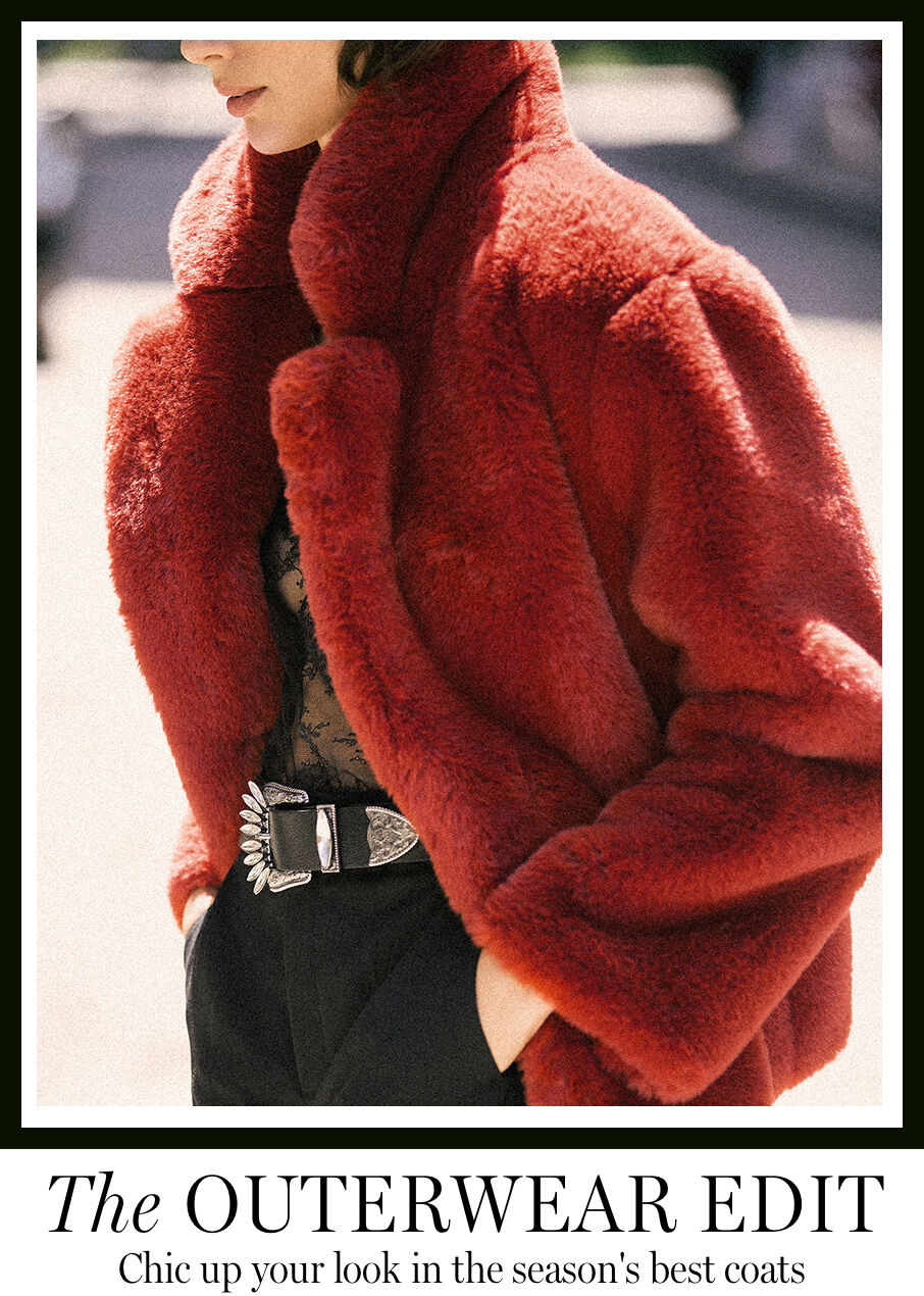 The Outerwear Edit