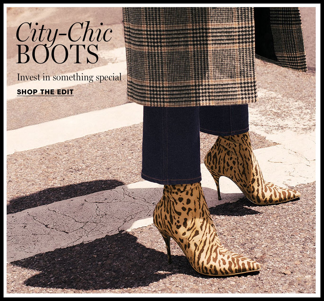 City-Chic Boots