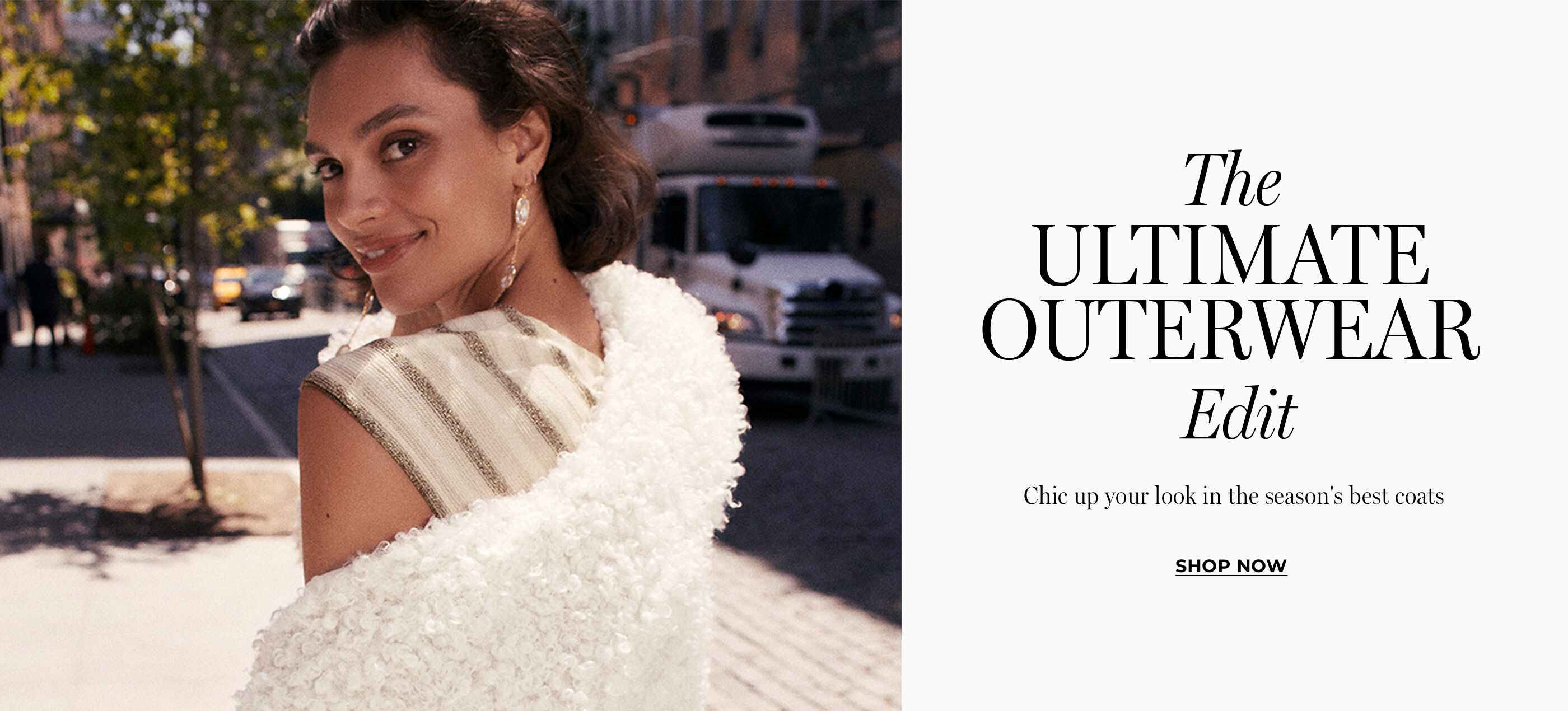 The Ultimate Outerwear Edit