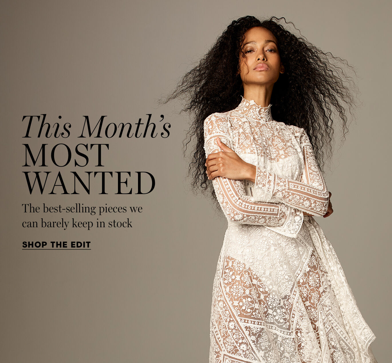 This Month's Most Wanted