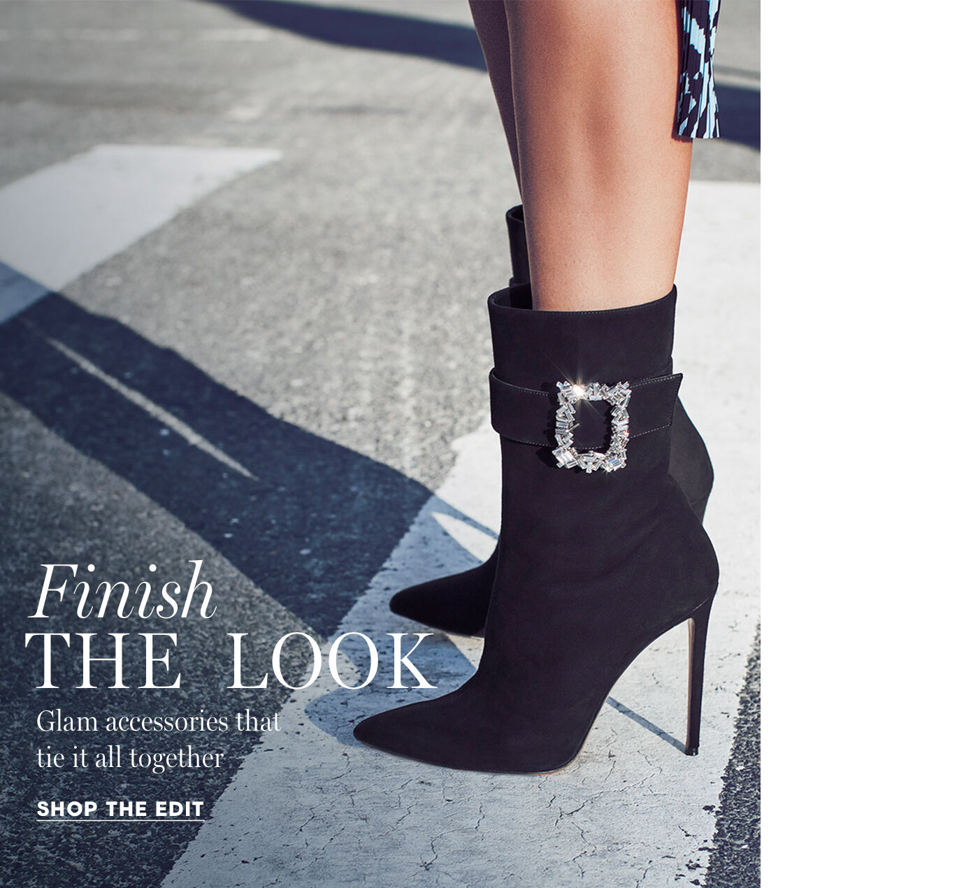 Finish The Look