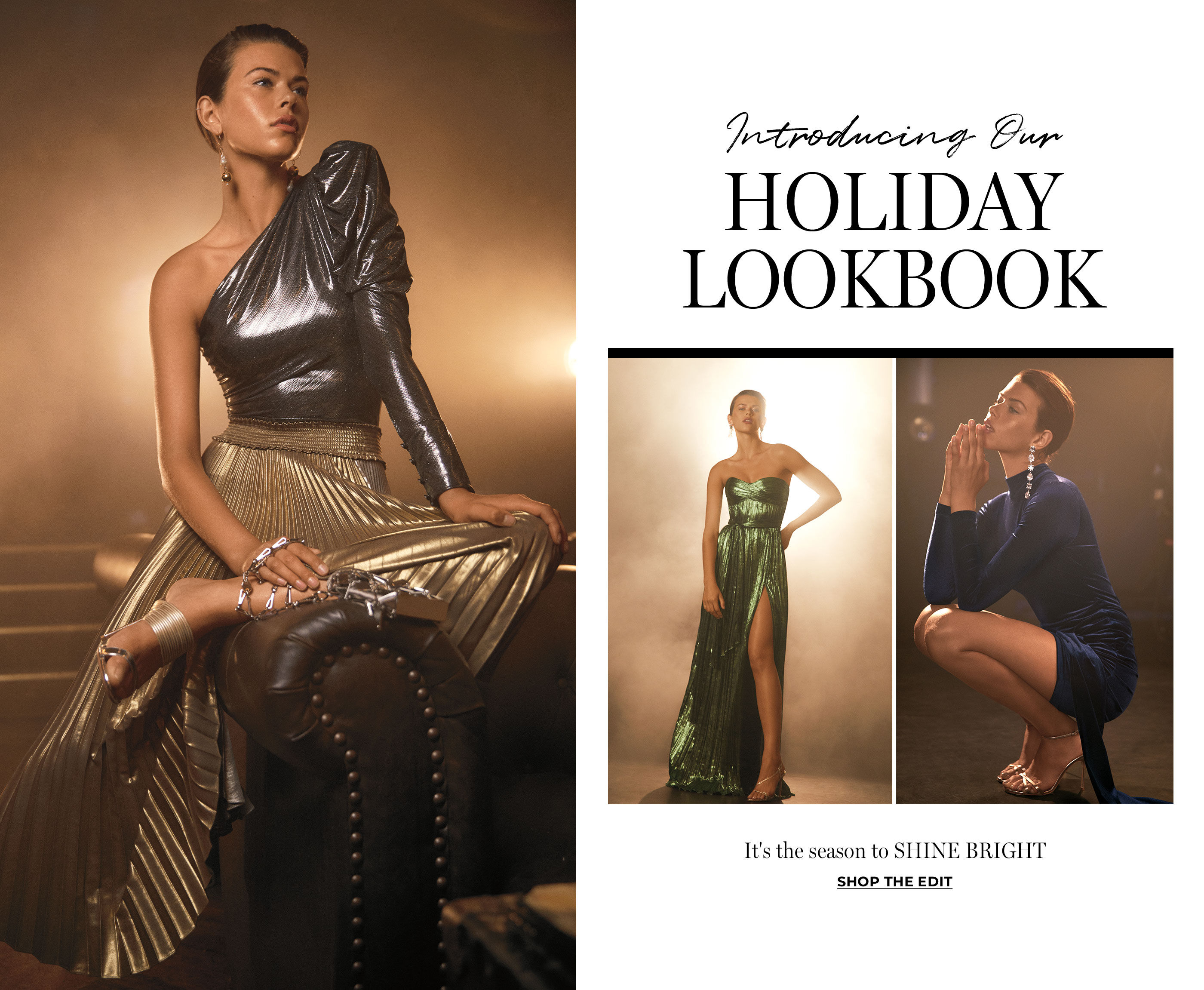 Introducing Our Holiday LookBook