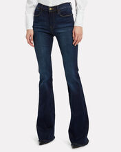 Le High Flare Jeans, DENIM-DRK, hi-res