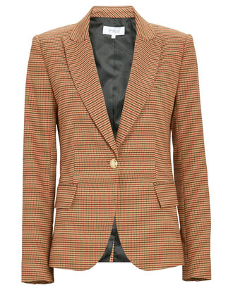 Allie Checked Blazer, MULTI, hi-res