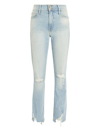 Sylvie Springsteen Jeans, LIGHT BLUE DENIM, hi-res
