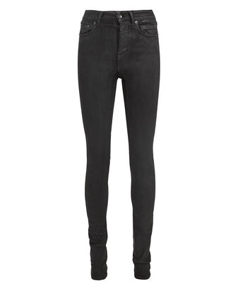 Austin High-Rise Jeans, BLACK, hi-res