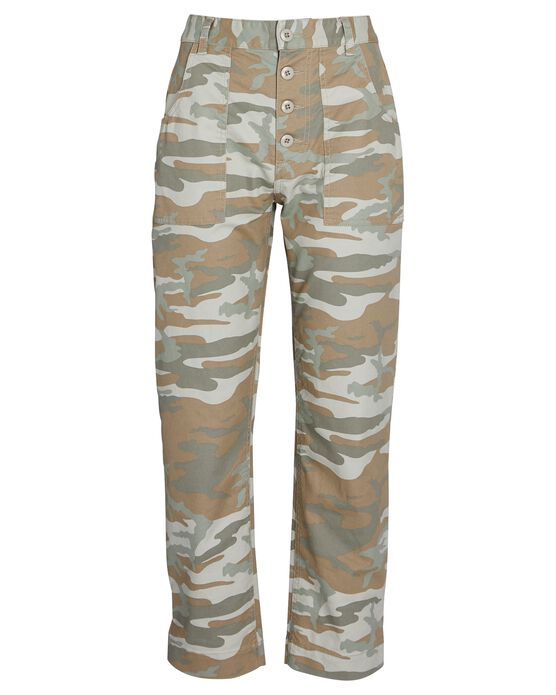 Rails Cottons Adler Camouflage Twill Pants