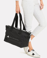 Small Studio Bag, BLACK/WHITE, hi-res