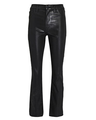 Alma Cropped Straight-Leg Jeans, , hi-res