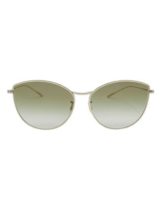 Rayette Soft Gold Sunglasses, GOLD, hi-res