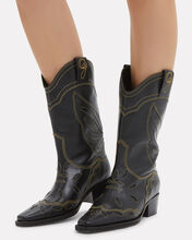 High Texas Western Boots, BLACK, hi-res
