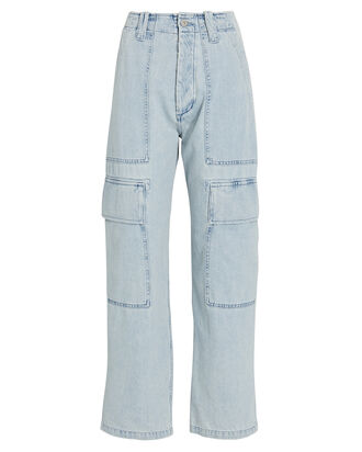 Kierra High-Rise Surplus Jeans, DENIM-LT, hi-res