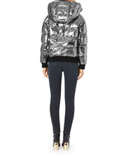 Shira Metallic Puffer, SILVER, hi-res