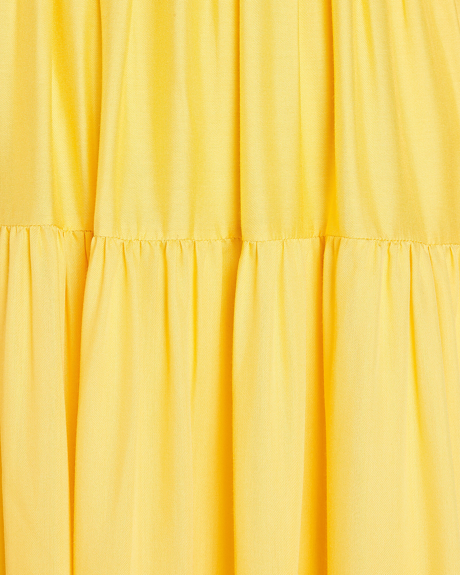 Noelle Tiered Maxi Dress, YELLOW, hi-res
