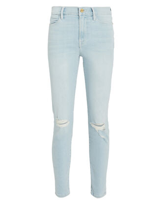 Le High Skinny Jeans, DENIM-LT, hi-res