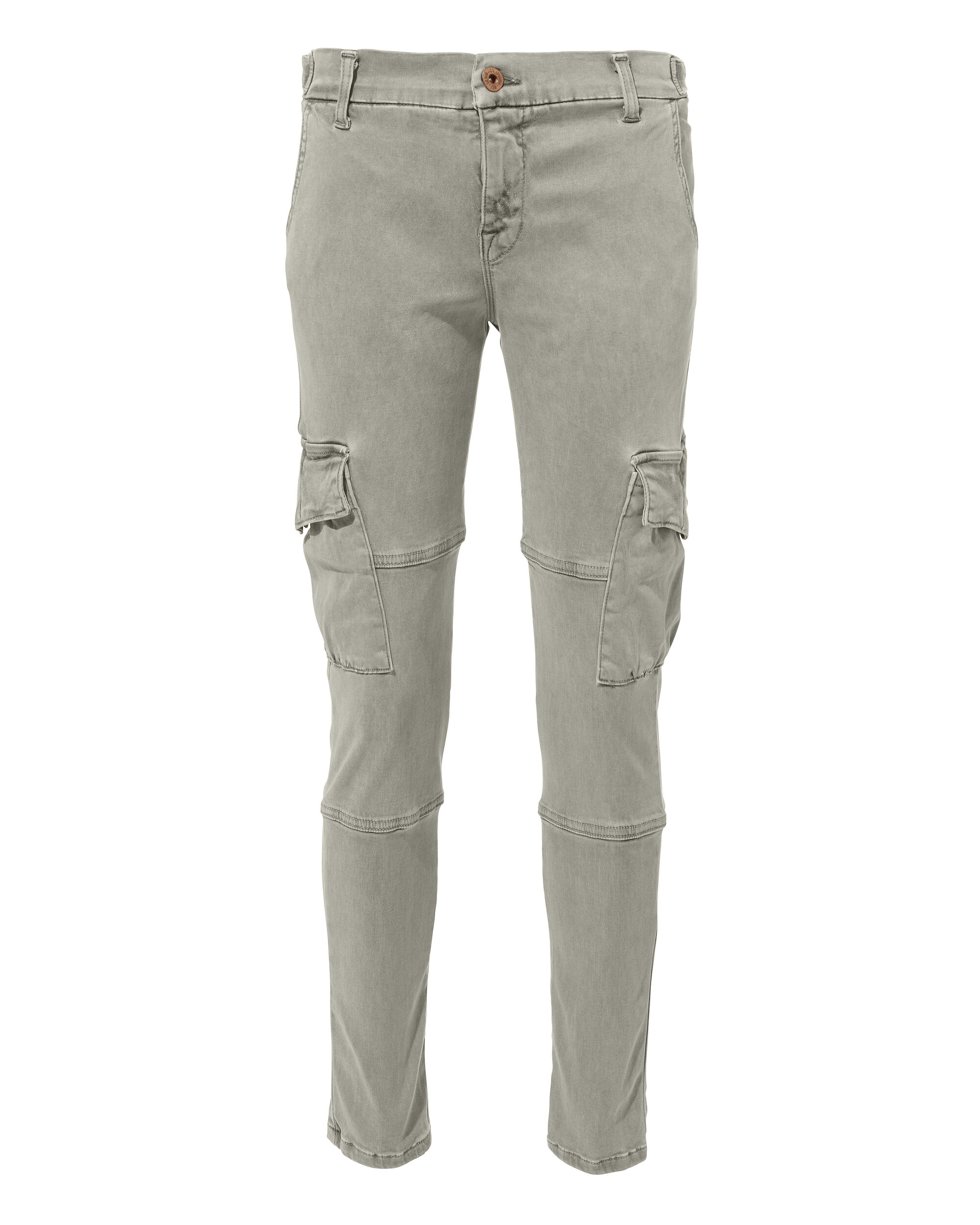 Vincent Stretch Sateen Cargo Pants, OLIVE/ARMY, hi-res