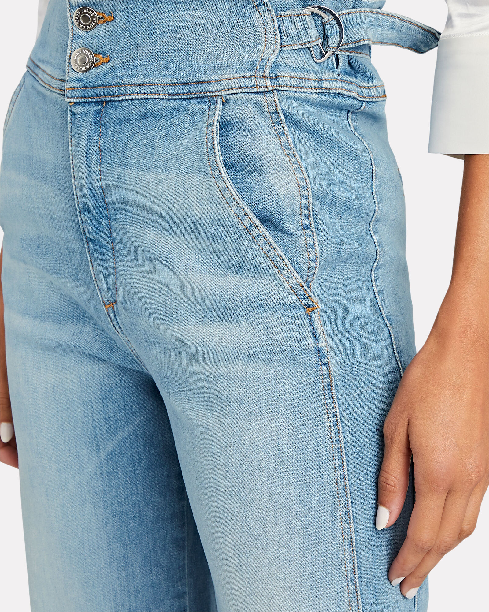 Vira High-Rise Wide-Leg Jeans, DENIM-LT, hi-res