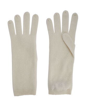 Cashmere Gloves, IVORY, hi-res