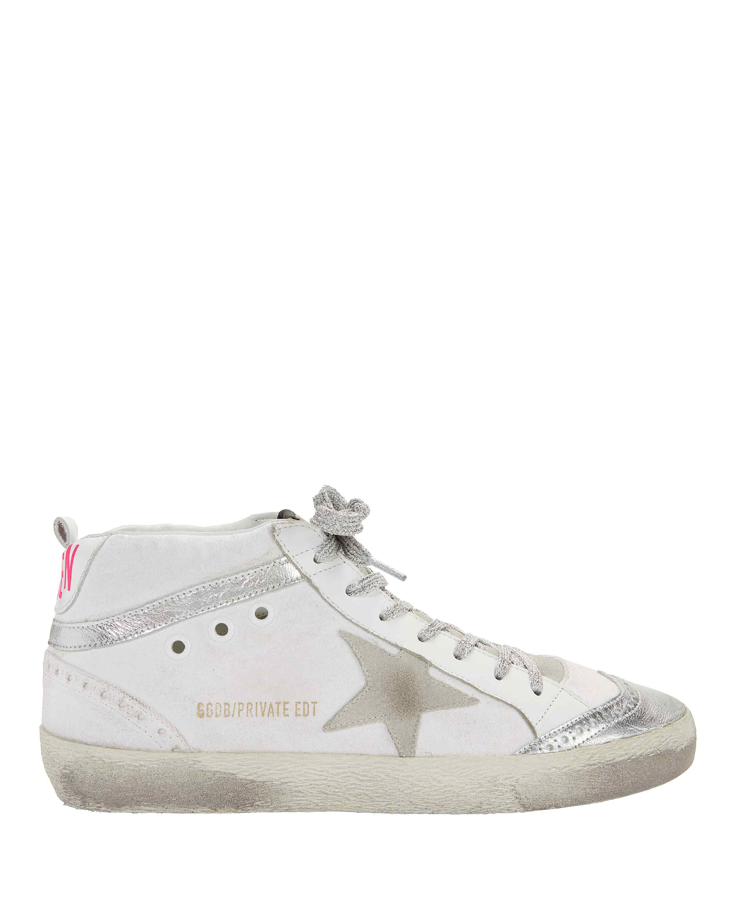 Sneakers for Women On Sale, Black, Suede leather, 2017, 7.5 8.5 Golden Goose