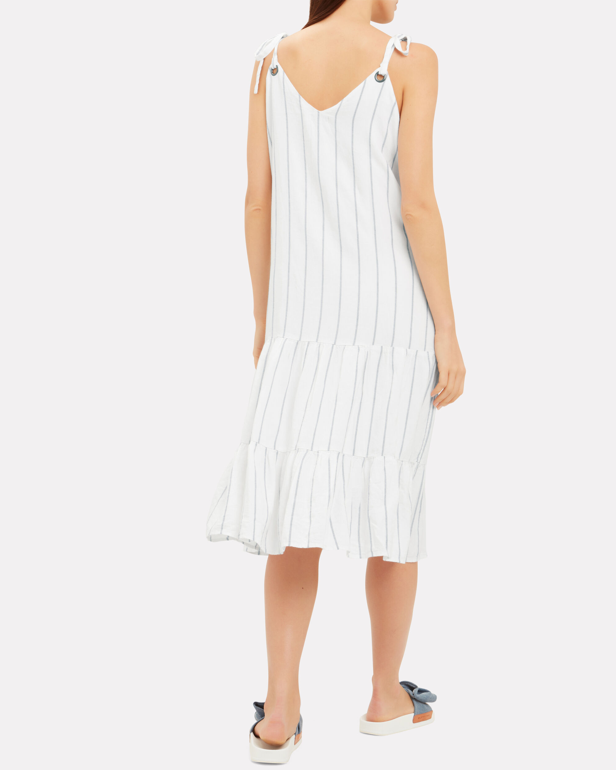 Ciel Stripe Dress, MULTI, hi-res