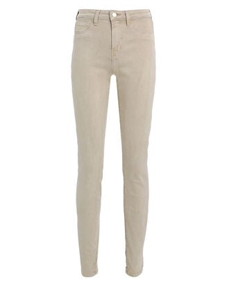 Margot High-Rise Skinny Jeans, BISCUIT, hi-res