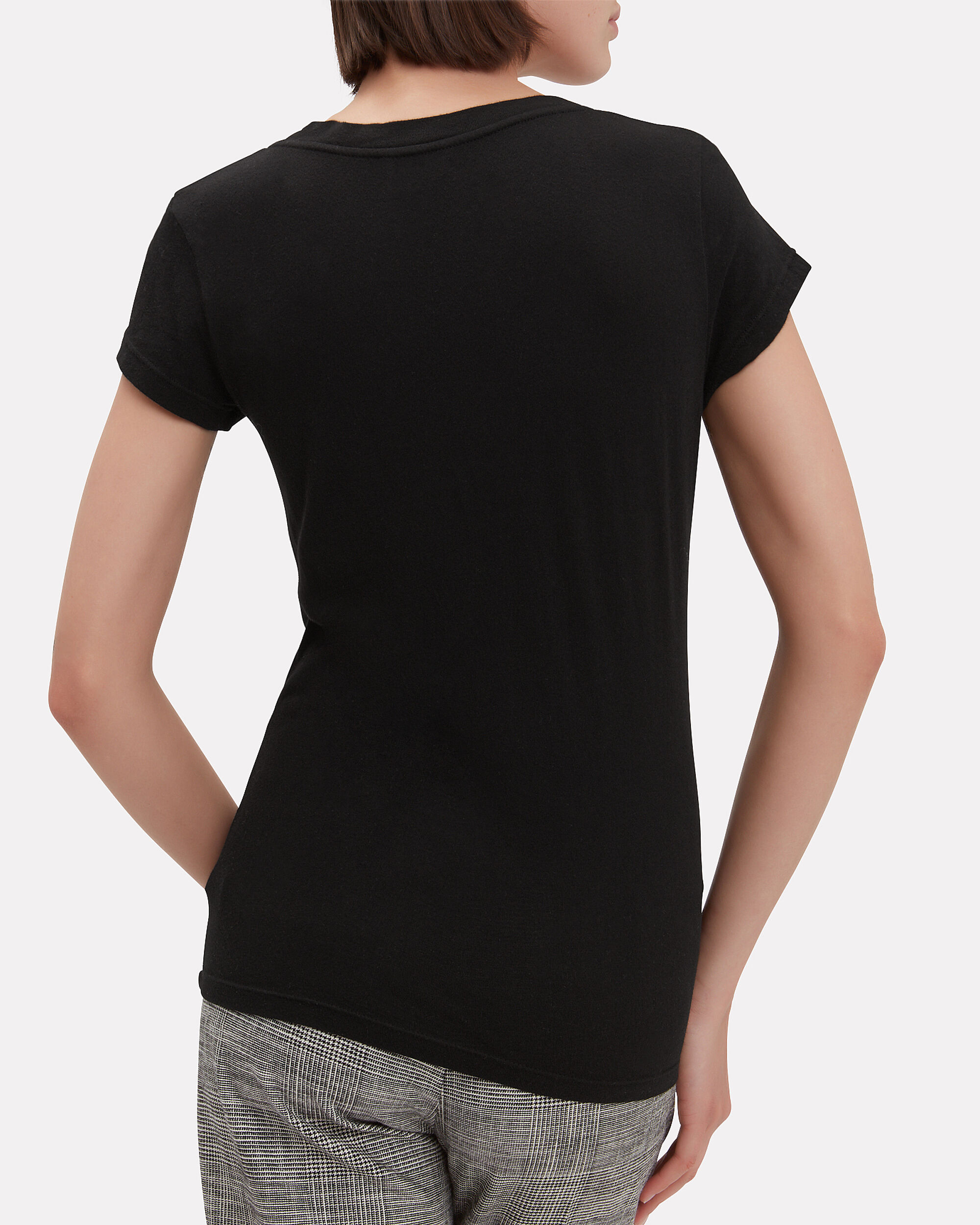 Becca Black T-Shirt, BLACK, hi-res