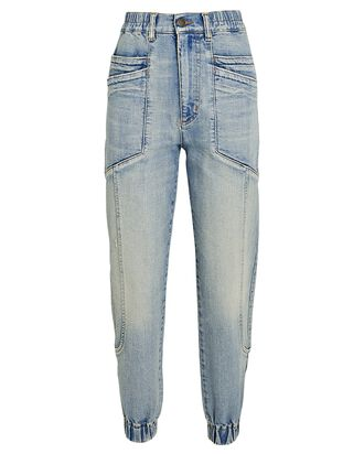 Myla Tapered Jeans, ROMANO, hi-res