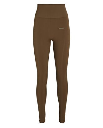 Jules Eco Seamless Leggings, KHAKI, hi-res