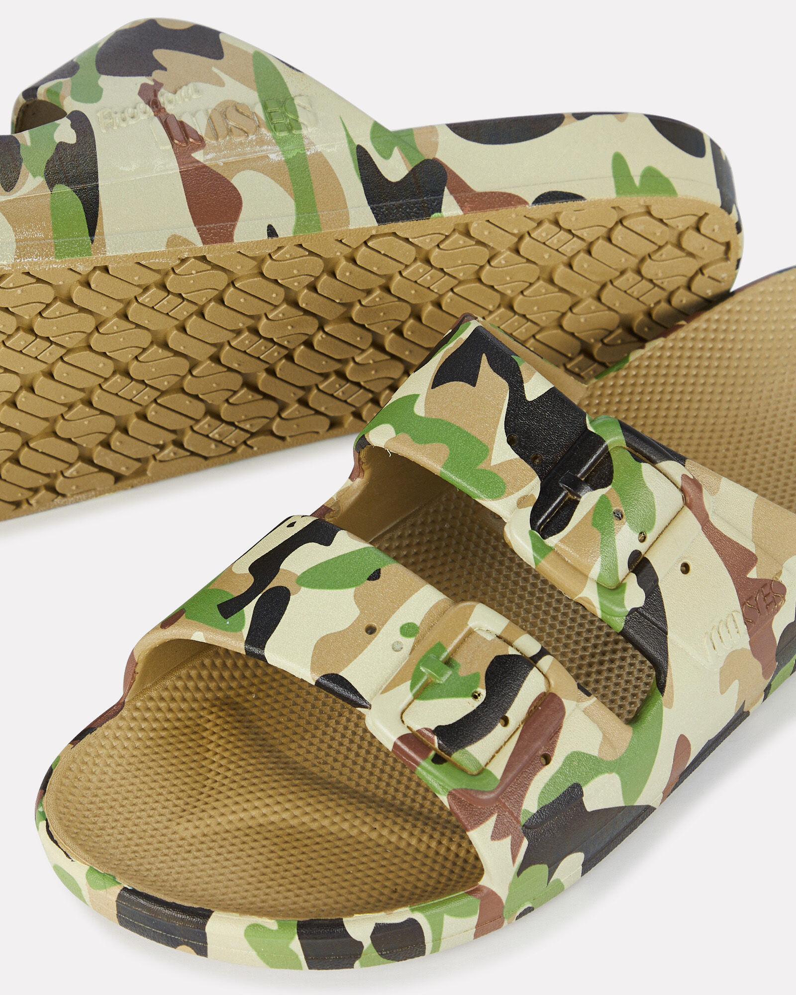 Army Moses Two Band Slide, CAMOUFLAGE, hi-res