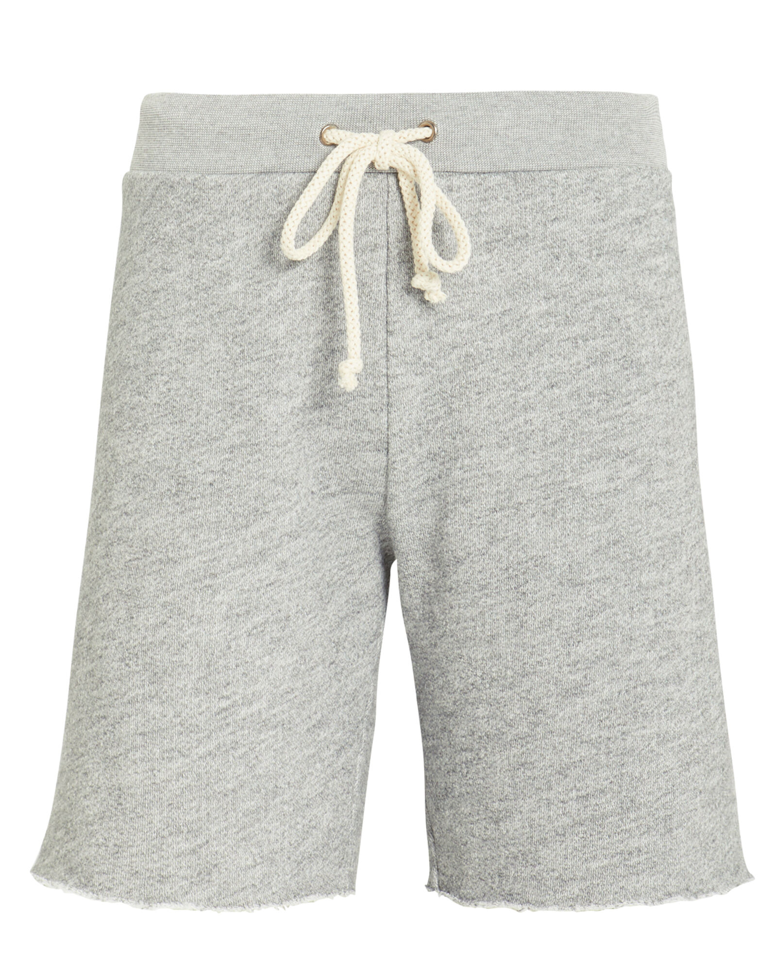 70s Terry Cotton Sweatshorts, HEATHER GREY, hi-res