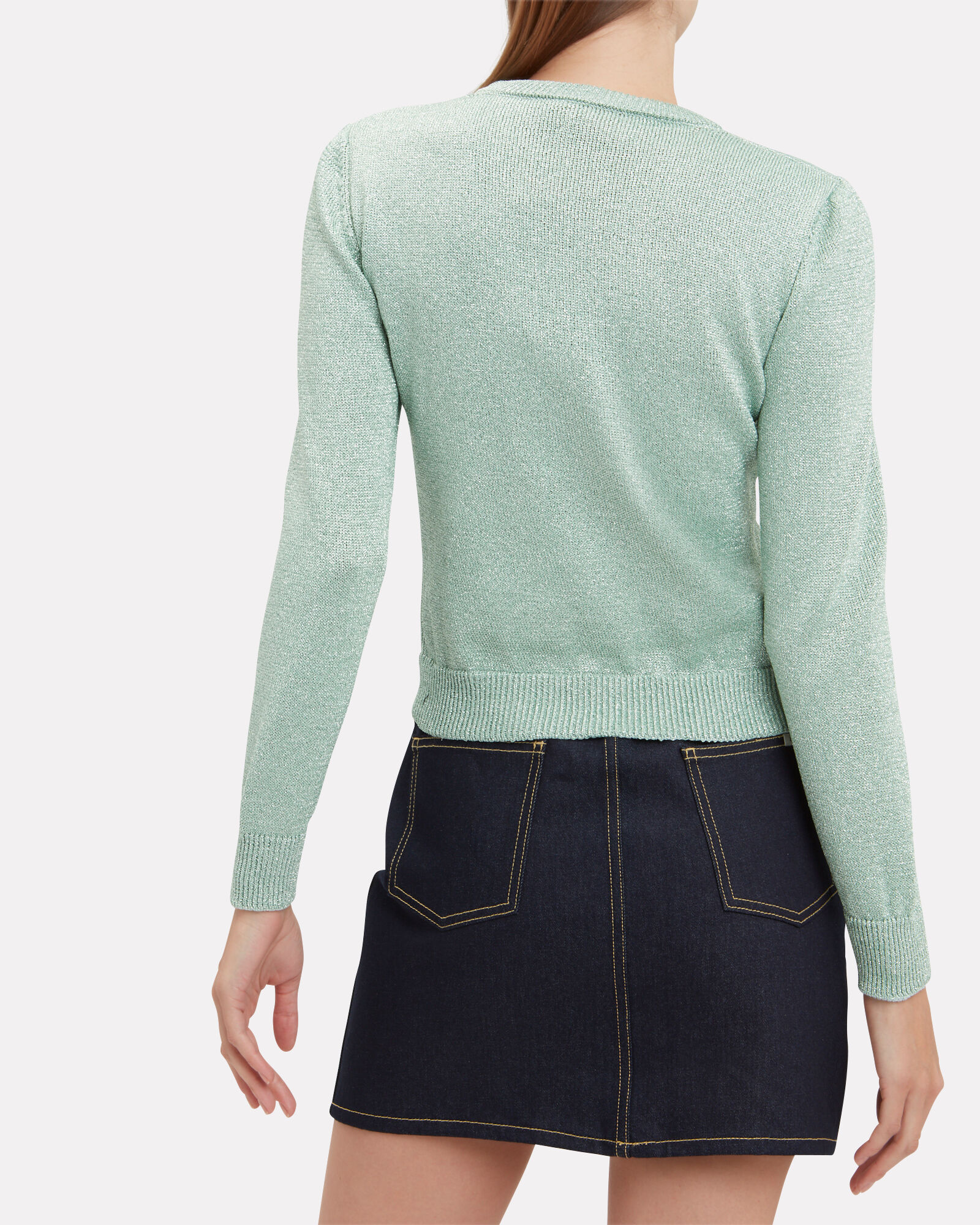 Tuesday Sweater, MINT GREEN, hi-res