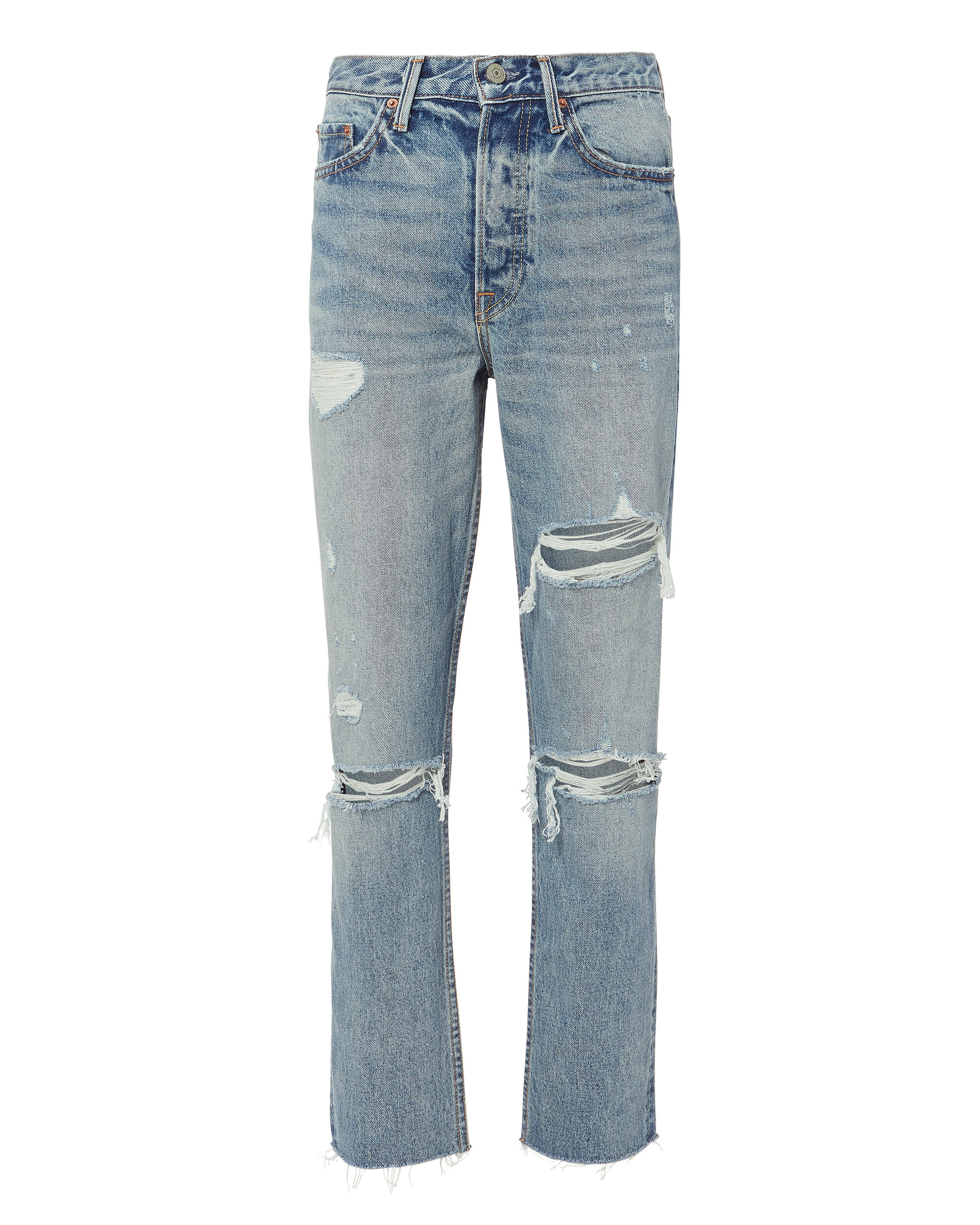 Karolina High-Rise Crop Jeans, DENIM, hi-res