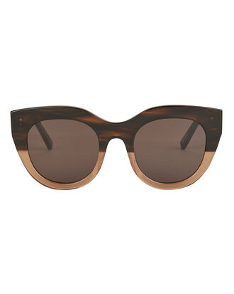 Airy Canary Sunglasses, BROWN, hi-res