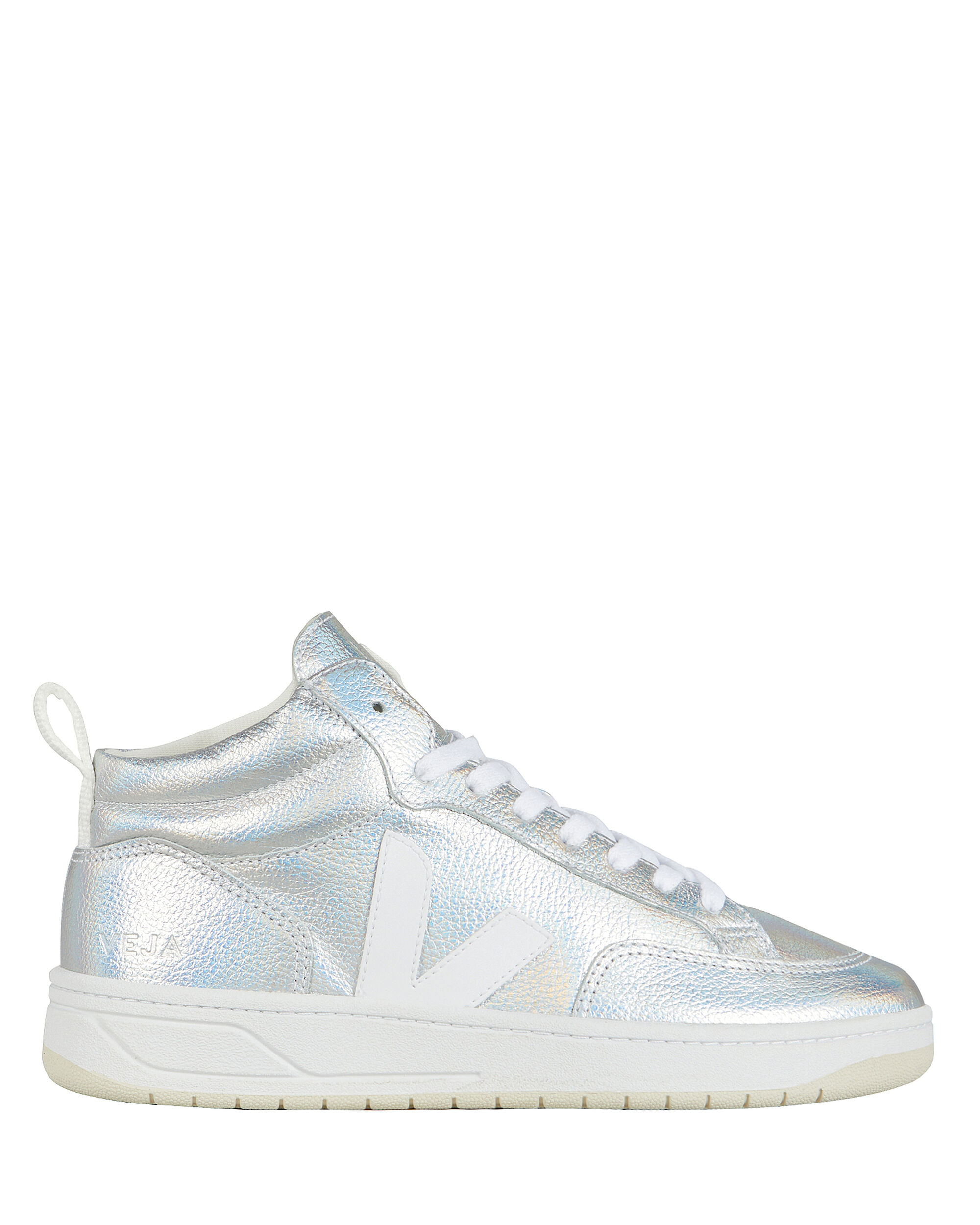 Roraima High-Top Sneakers, SILVER, hi-res