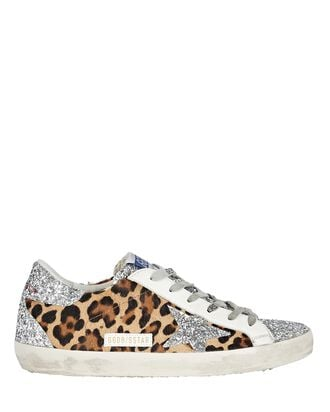Superstar Low-Top Sneakers, BEIGE/SILVER, hi-res