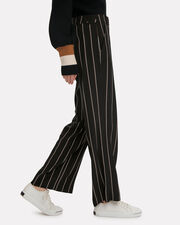 Erso Striped Silk Pants, NAVY/RED, hi-res