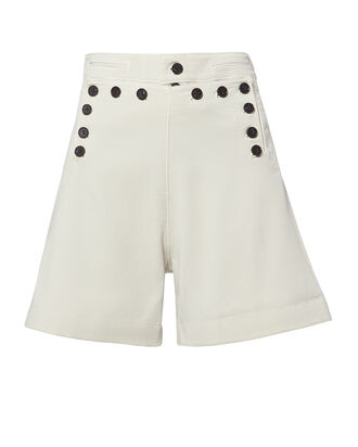Pierce Shorts, IVORY, hi-res