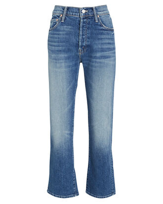 The Scrapper Cuff Ankle Fray Jeans, DENIM, hi-res