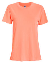 Moore Inside-Out Jersey Tee, CORAL, hi-res