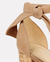 Mabeleh 110 Suede Sandal, BROWN, hi-res