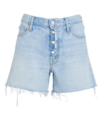The Fly Cut Proper Denim Shorts, REAP WHAT YOU SOW, hi-res