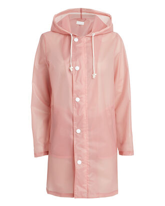Pitter Patter Pink Raincoat, LIGHT PINK, hi-res