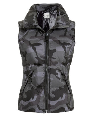 Freedom Puffer Vest, GREY, hi-res