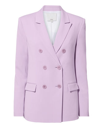 Steward Lavender Blazer, PURPLE-LT, hi-res
