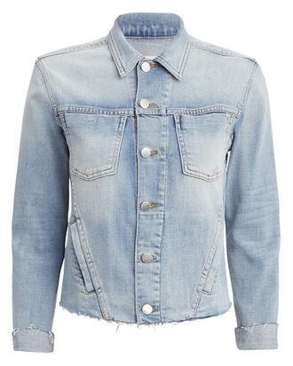 Janelle Mojave Denim Jacket, LIGHT BLUE DENIM, hi-res
