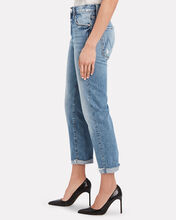 The Scrapper Cuffed Straight Jeans, TAKE ME HIGHER, hi-res