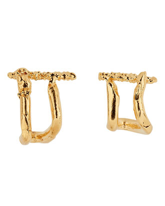 The Uncharted Seas Earrings, GOLD, hi-res