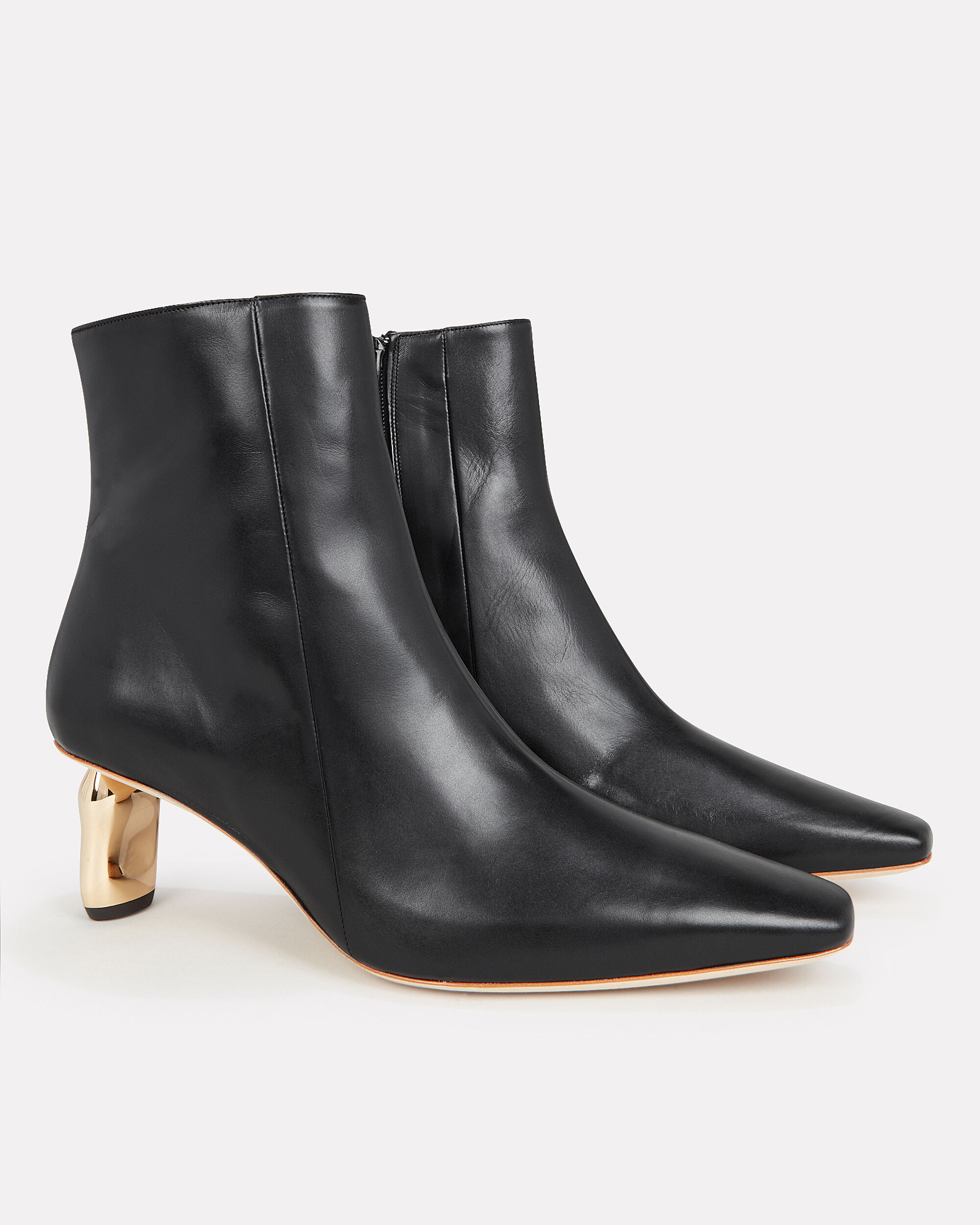 Annie Booties, BLACK, hi-res