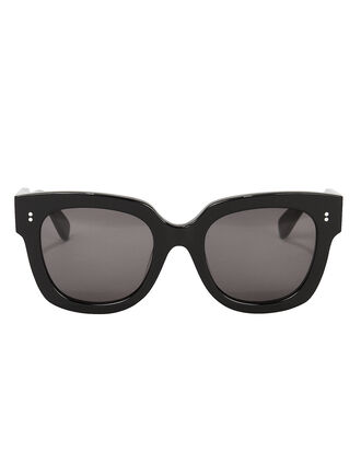 #008 Berry Black Sunglasses, BLACK, hi-res